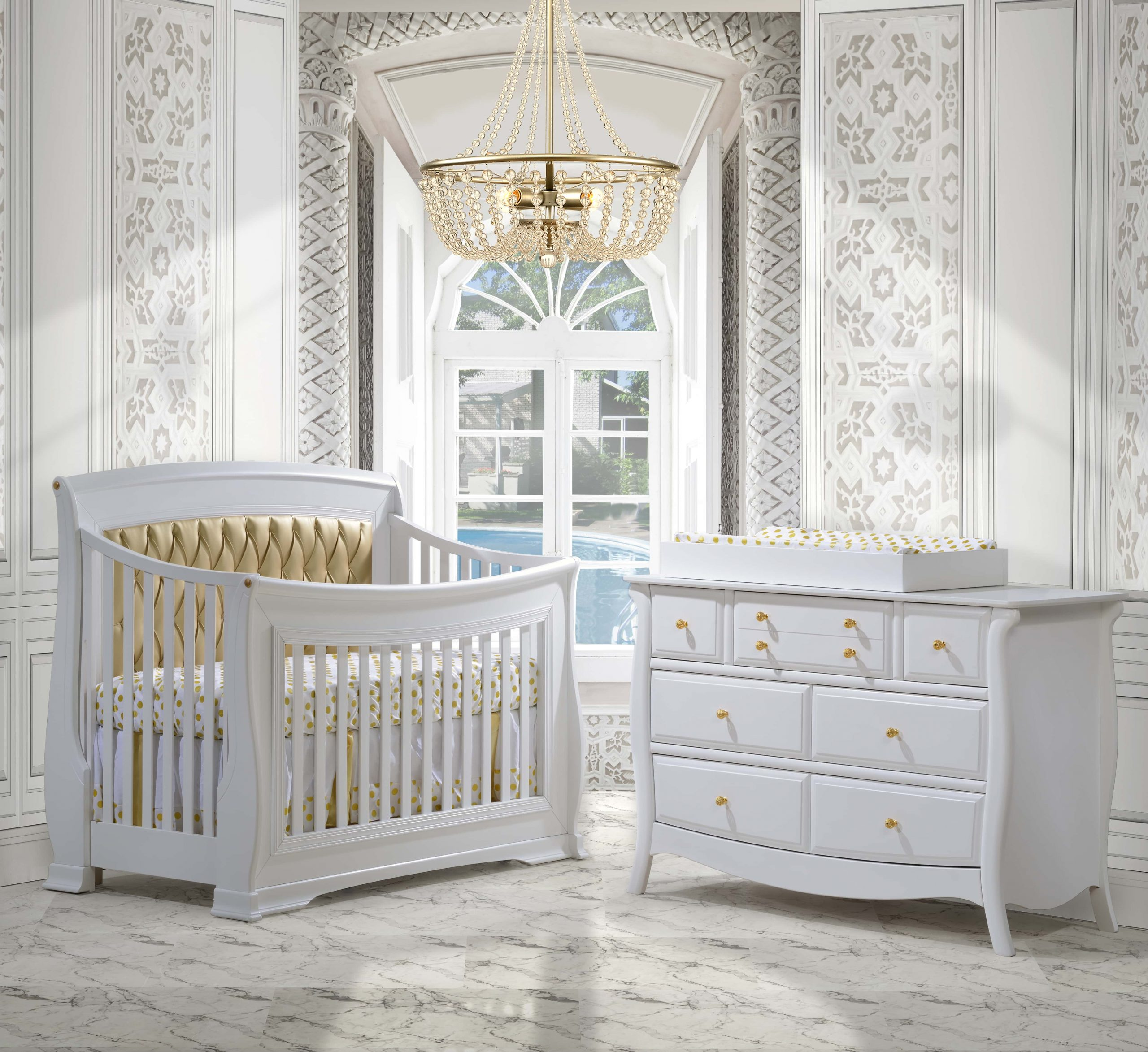 Bella Gold Collection by Natart Juvenile & Baby Furniture ...