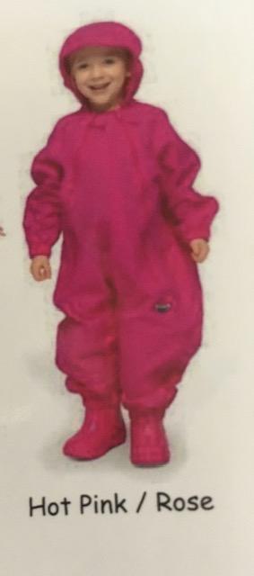 Jilly rain pink fussy