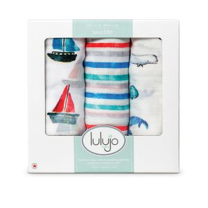 Lulujo out at sea 3 pack