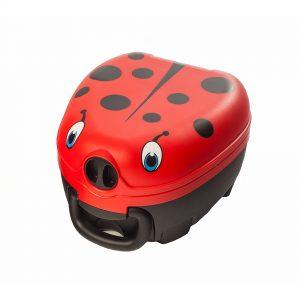 kcMCP My Carry Potty red lady bug