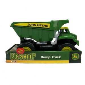 tomy jd dump truck