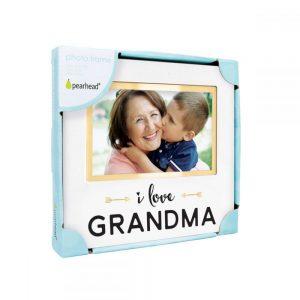 Grandma in box