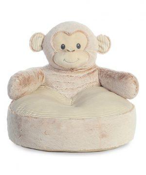 Monkey plush chair