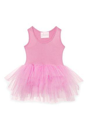 Pink sleeveless tutu