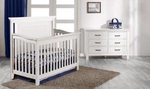 palicomoFT_crib_como double dresser and crib white vintage