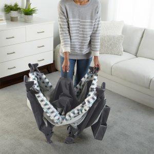 Ingenuity Playard fold