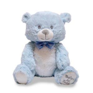 cb MyFirst Lullaby Teddie Blue