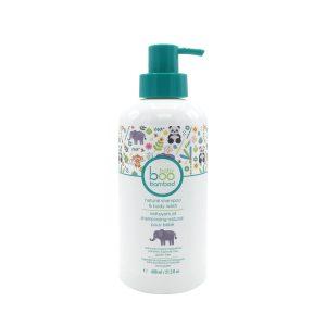 kc baby boo shampoo and wash