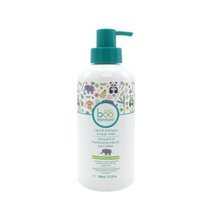 kc baby boo unscented shampoo and wash